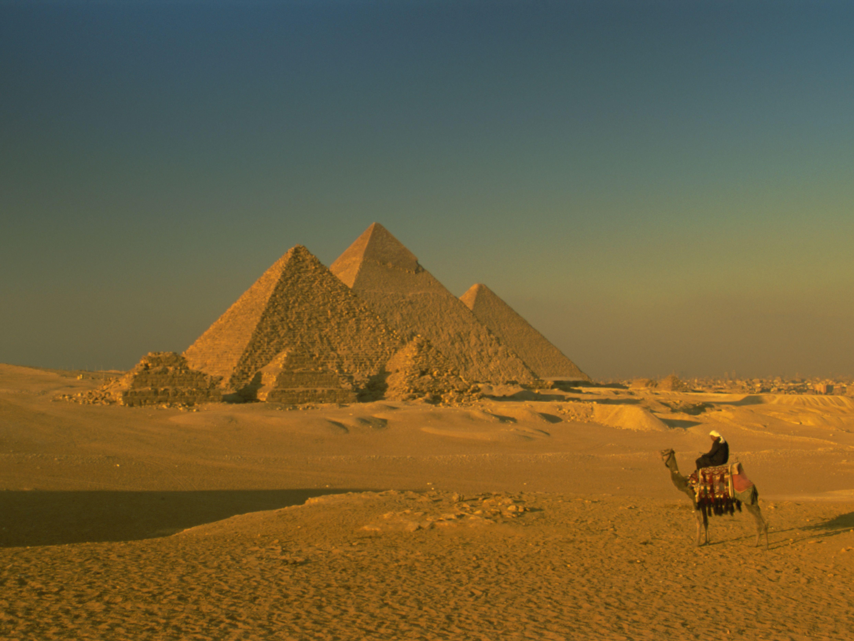 Pyramids Enormous Ancient Symbols Of Power