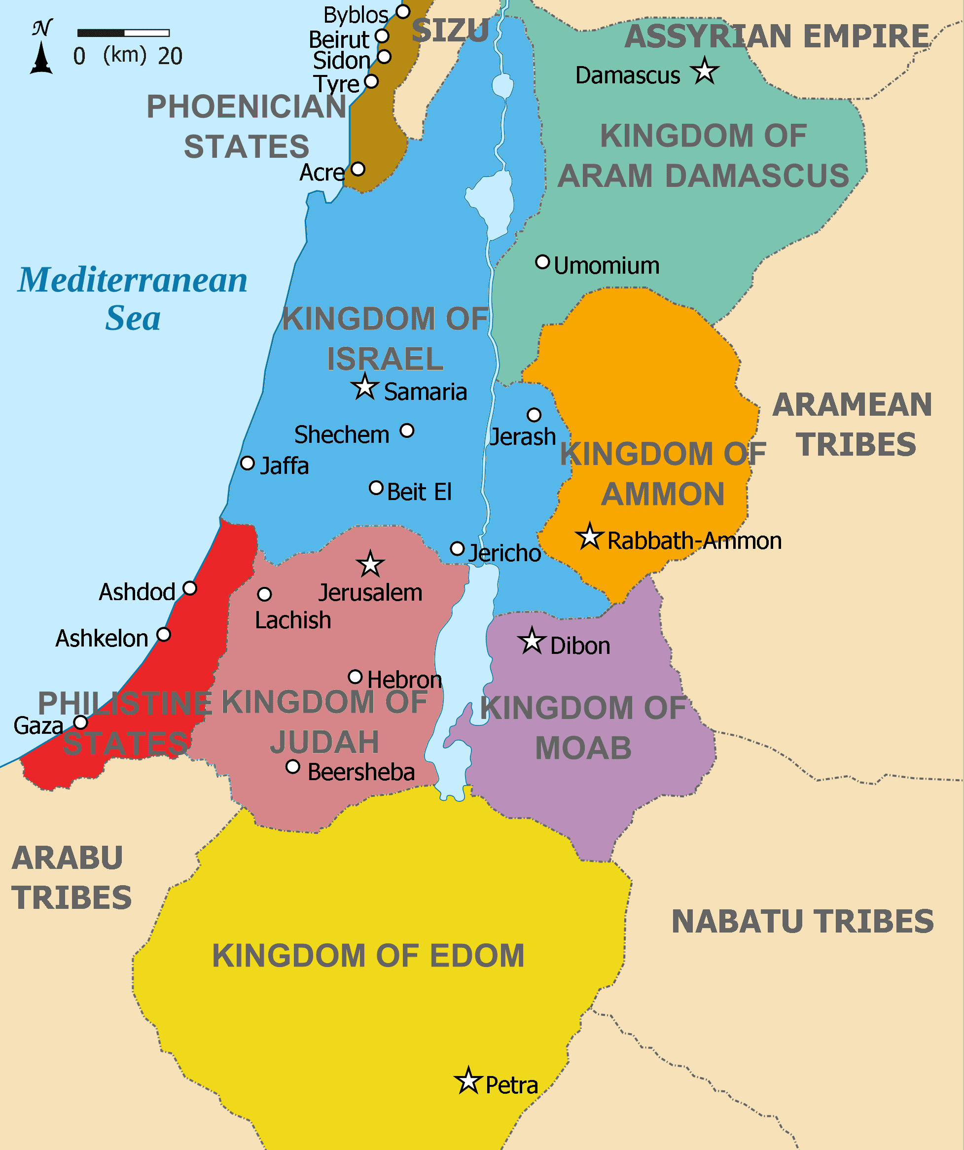 The Ancient Levant With Map on map of israel during jesus' time, current map of israel, map of jerusalem, map of judea, large map of israel, caesarea israel, map of israel and palestine, road map of israel, united kingdom monarchy of israel, map of middle east, map of jordan, map of holy land, photographs of israel, map of west bank barrier, map of israel joshua, map of biblical israel, map of greece, modern day map israel, map of israel today, map of promised land,