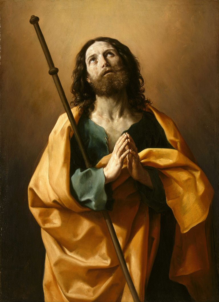 Saint James the Greater by Guido Reni