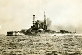 USS Wyoming (BB-32) before World War I