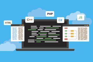 Illustration of coding