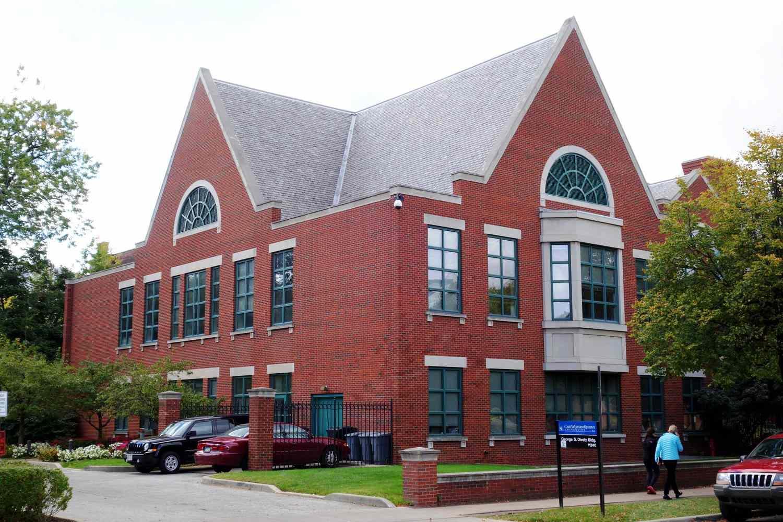 & Western; Dive Building Case Western Reserve Universityssä