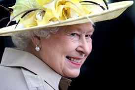 Queen Elizabeth in Halifax, NS in 2010
