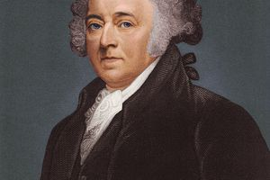 John Adams - Second President of the United States