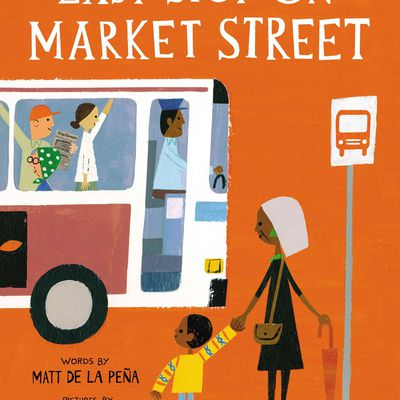 Writing Contests For Kids Last Stop On Market Street  Picture Book Cover