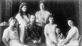 The Romanoff family