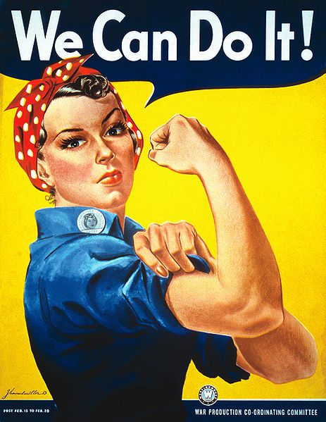 Who Was Rosie The Riveter World War Ii