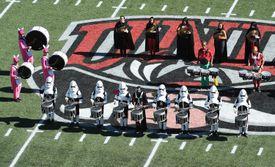 University of Nevada Las Vegas Marching Band