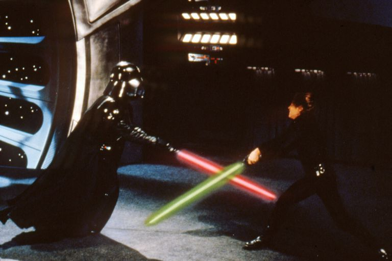 lightsaber combat in star wars 7 traditional forms