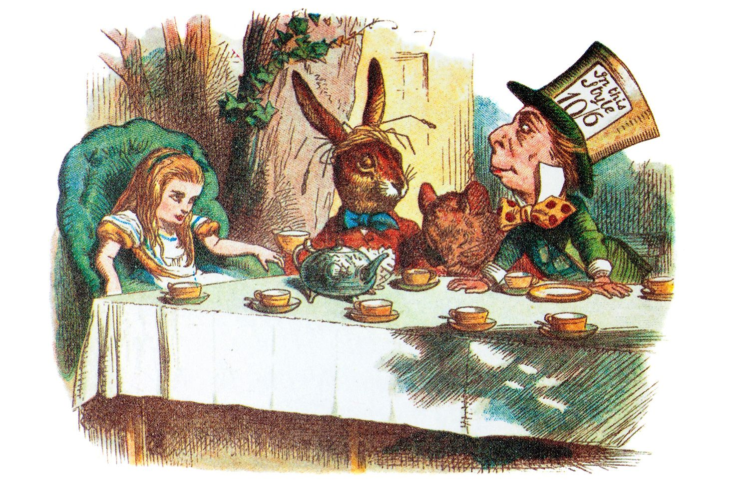 Alice In Wonderland Quotes Make You Ponder About Life