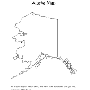 Alaska Word Search Crossword Puzzle And More
