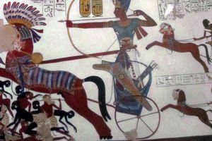 Ramses II in Battle