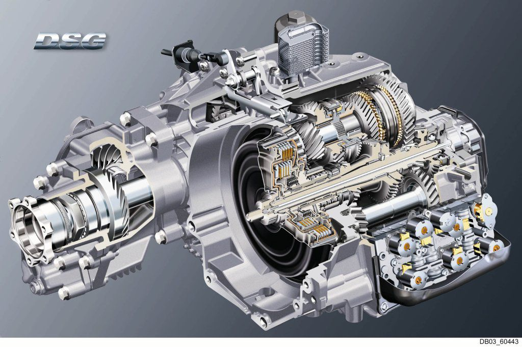 How Dsg Works Understanding Dual Clutch Transmission