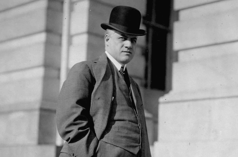 US Attorney General A. Mitchell Palmer