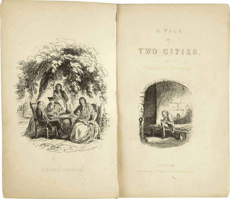 Charles Dickens A Tale Of Two Cities Study Guide