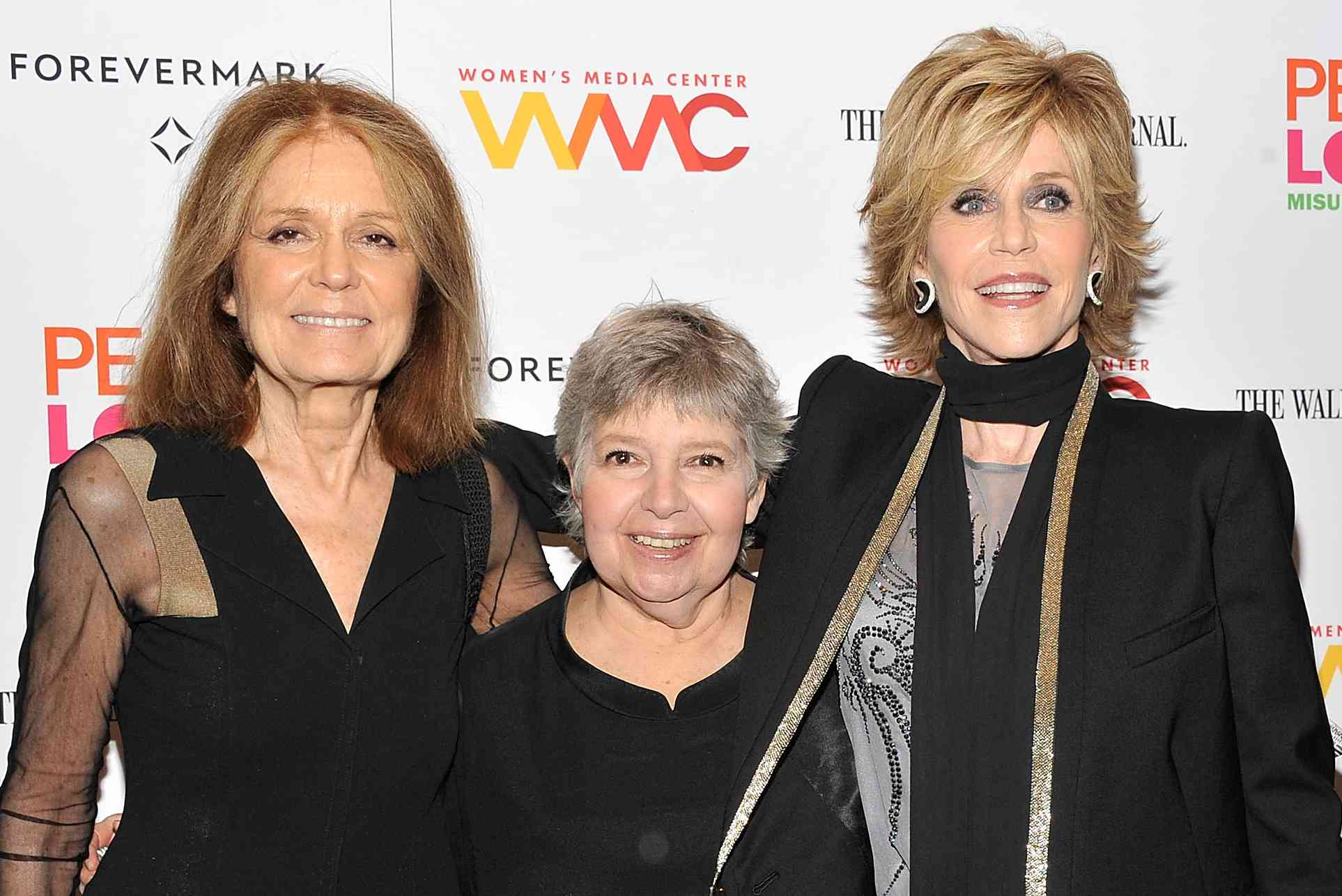 Gloria Steinem, Robin Morgan and Jane Fonda, 2012