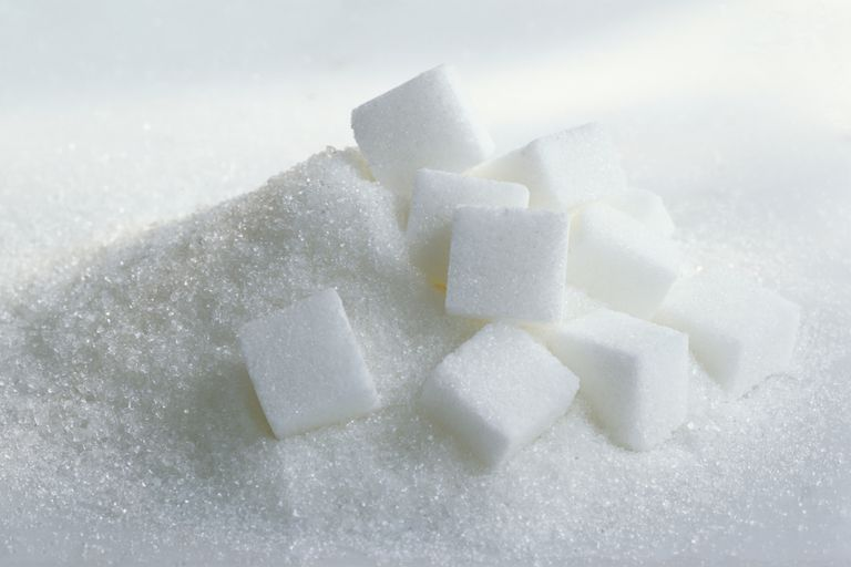 Heap of Sugar Cubes