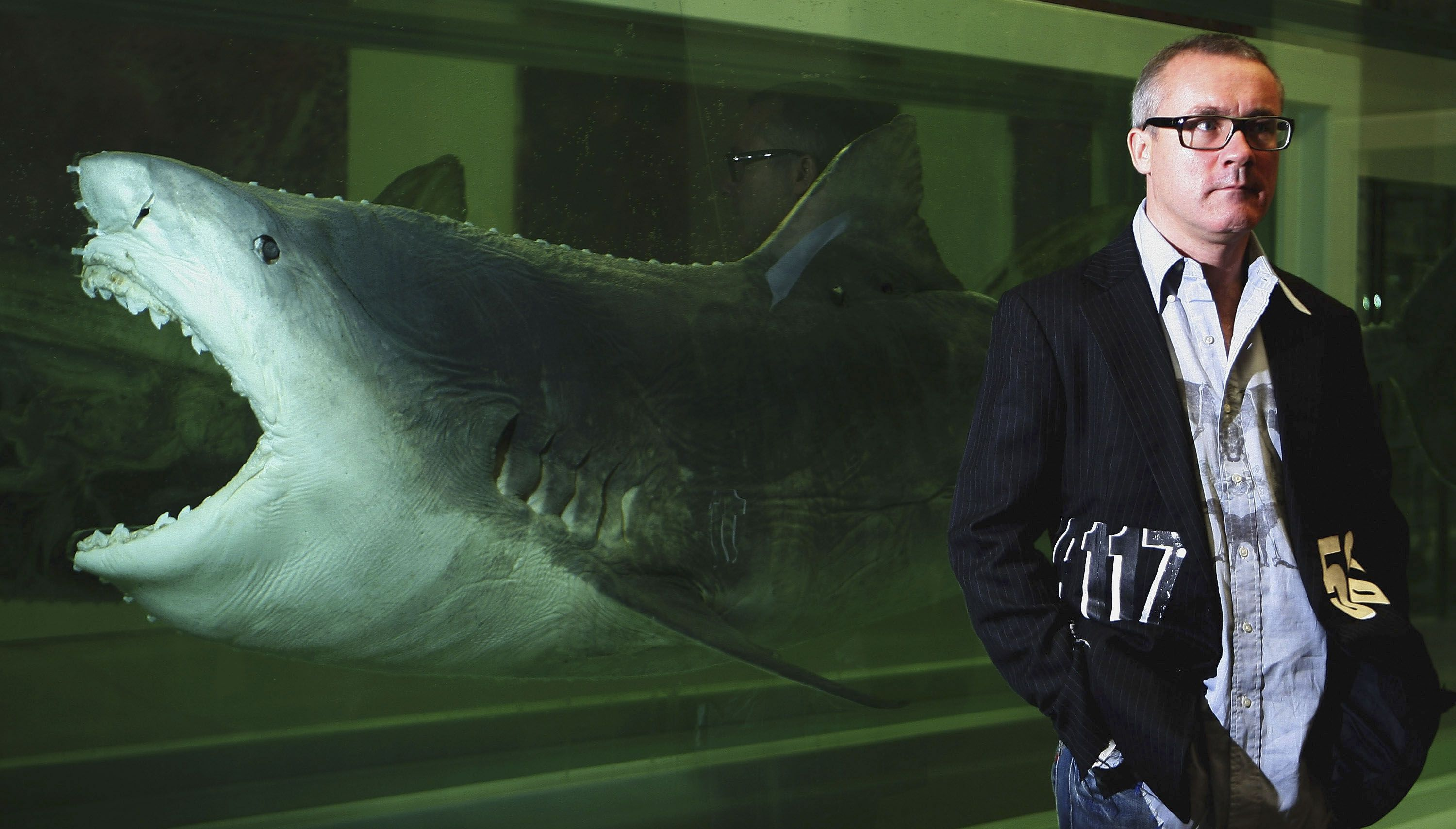 What Makes Damien Hirst Such a Controversial Artist?