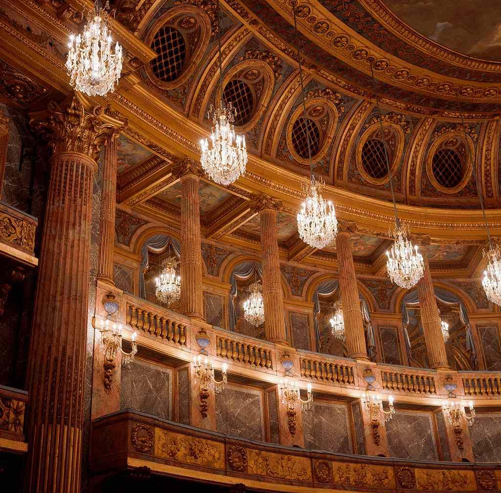 Royal Opera, Versailles