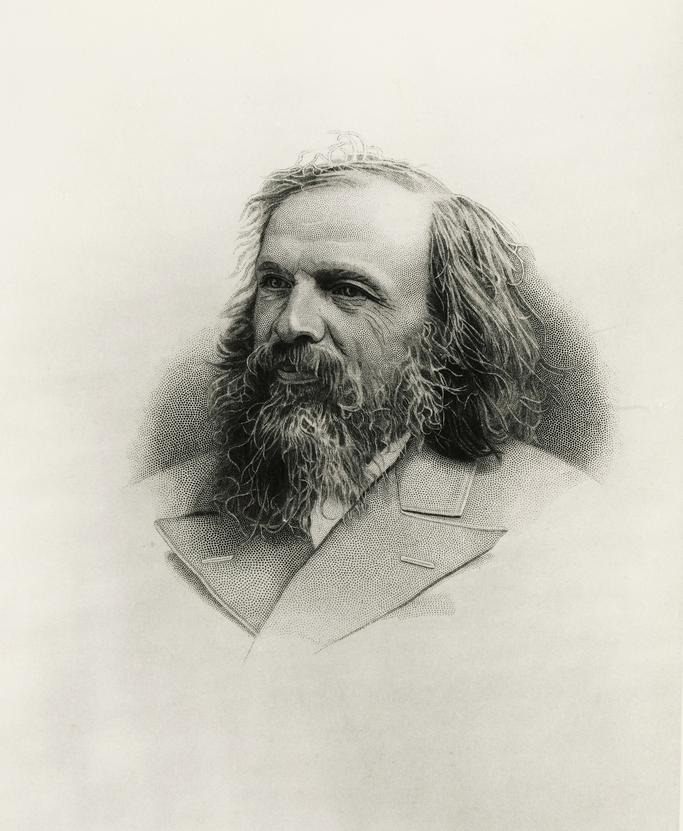 Dmitri Mendeleev Biography And Facts