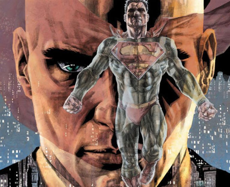 Cover of Lex Luthor: Man of Steel (2005)