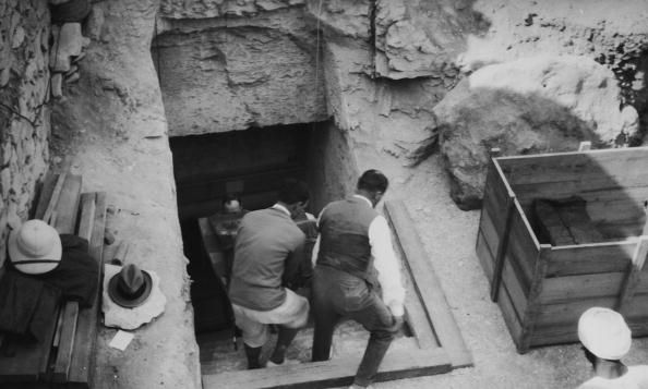 King Tut tomb discovery