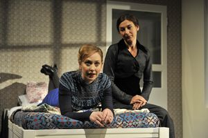 UK - Henrik Ibsen's A Doll's House directed by Carrie Cracknell at the Young Vic in London