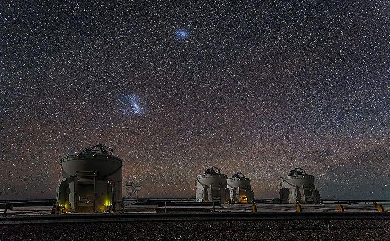 magellanic clouds and irregular galaxies