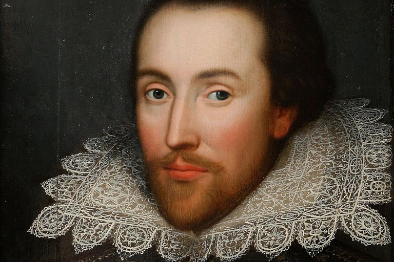The Cobbe portrait of William Shakespeare (1564-1616), c1610