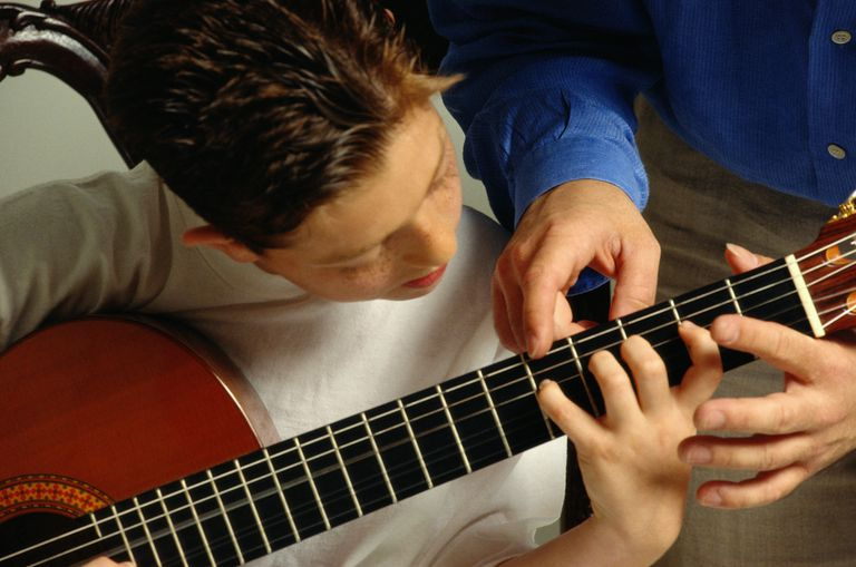 How to teach children to play guitar ccuart Choice Image