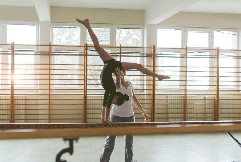 The Balance Beam in Women s Artistic Gymnastics da314222d