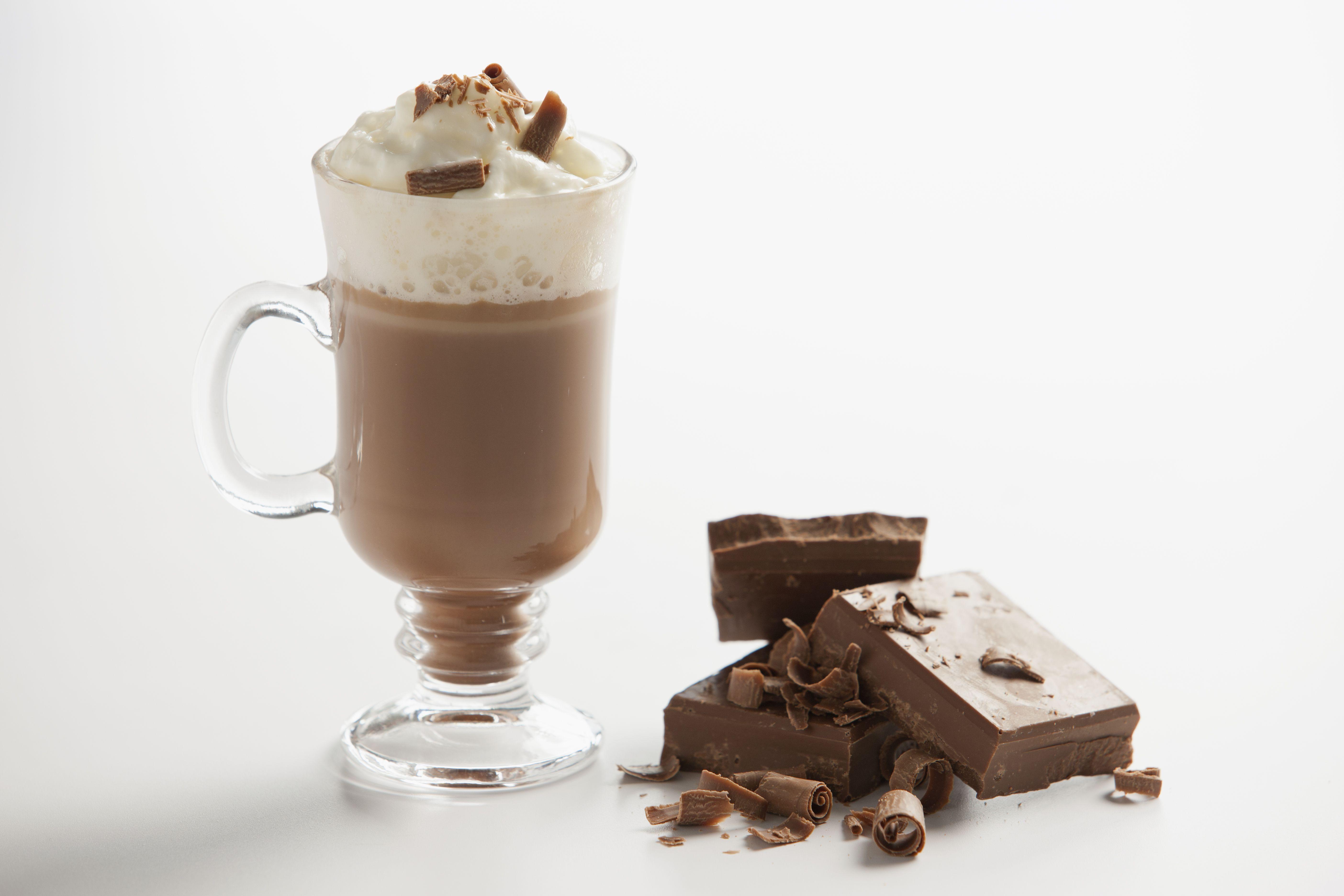 Cikolata Milkshake Tarifi Ve Boyama Sayfalari