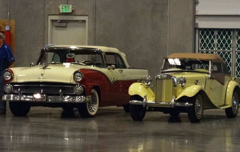 Choosing a car to restore