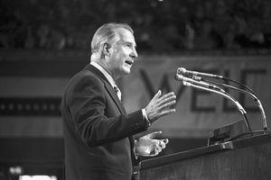 Vice President Spiro T. Agnew
