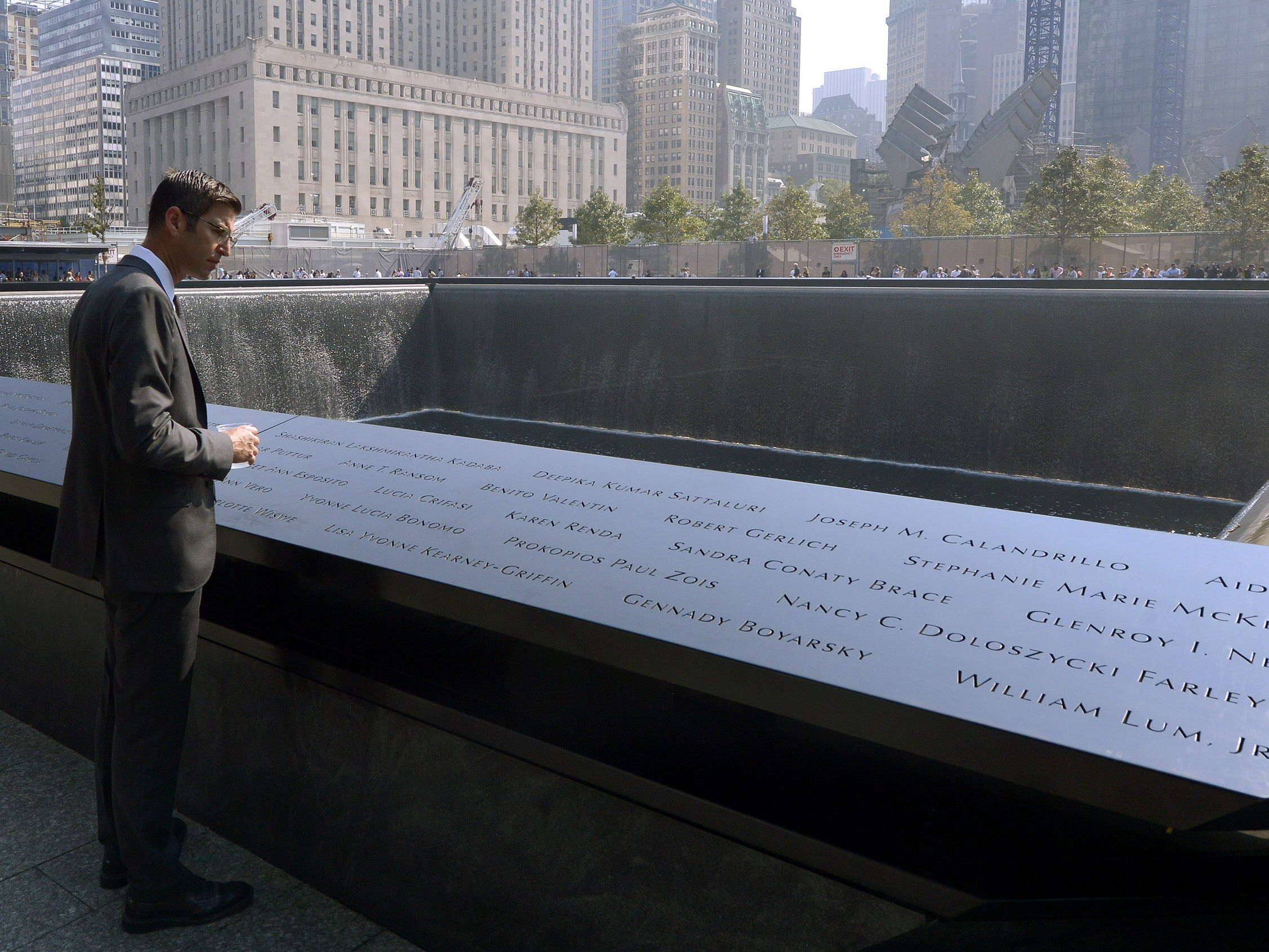 Arad S Vision For The National 9 11 Memorial
