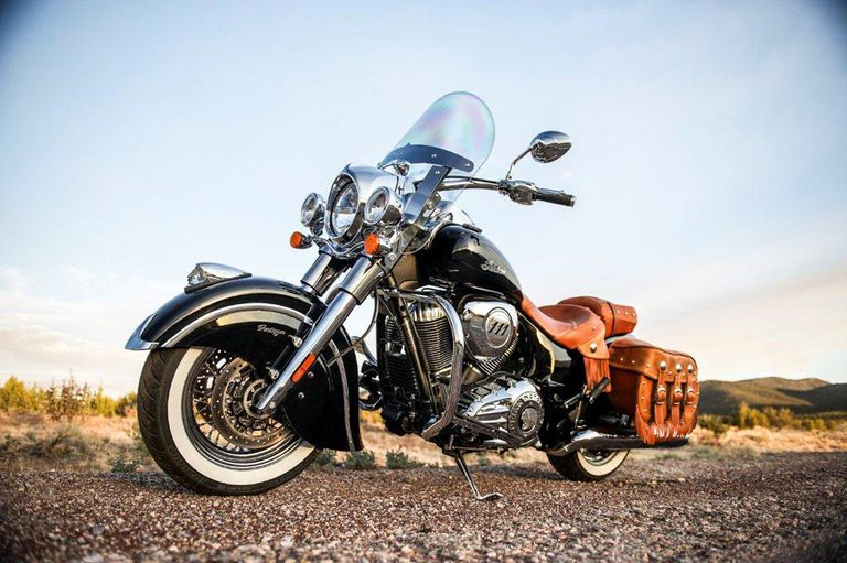 The 2014 Indian Vintage