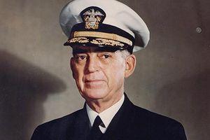 Admiral Thomas C. Kinkaid