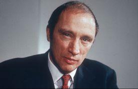 Pierre Trudeau, Former Prime Minister of Canada