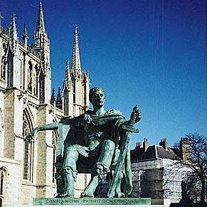 Constantine at York