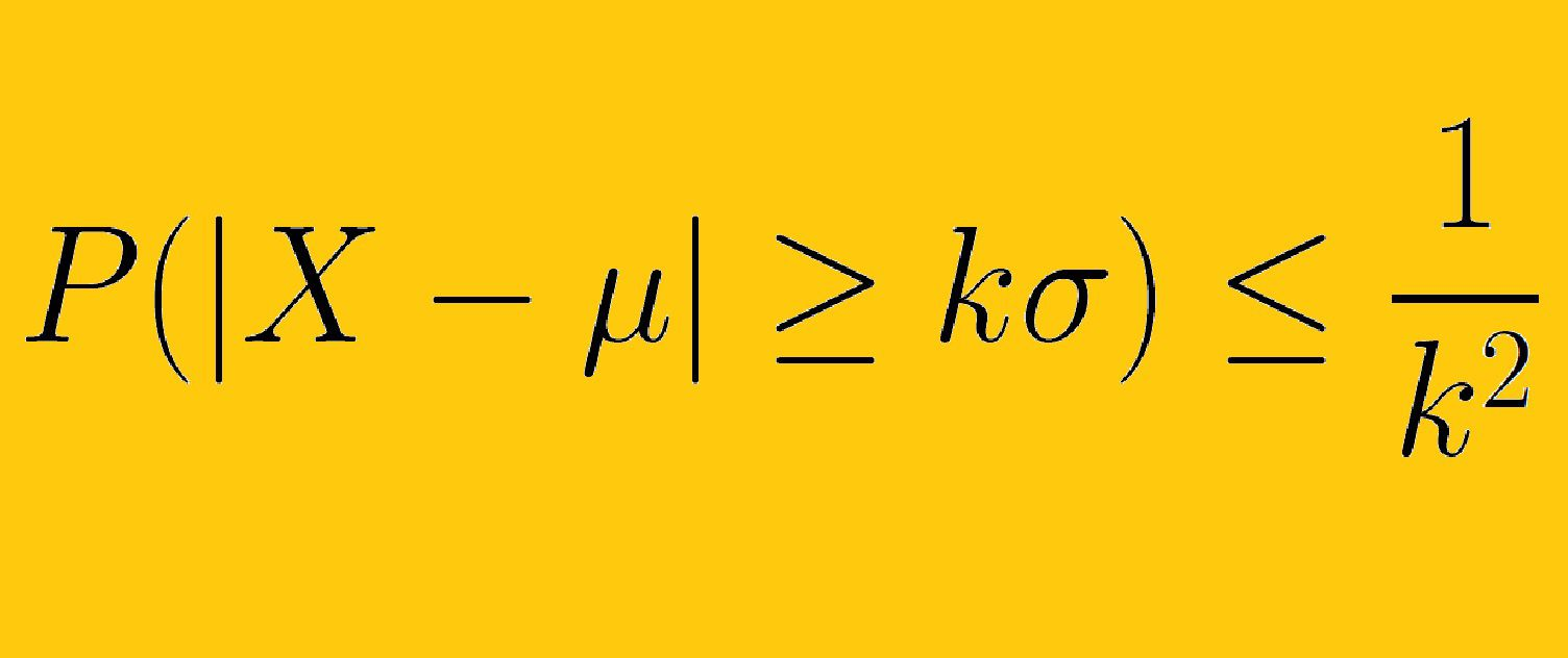 Chebyshev's Inequality in Probability