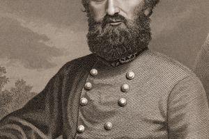 Stonewall Jackson, Confederate General