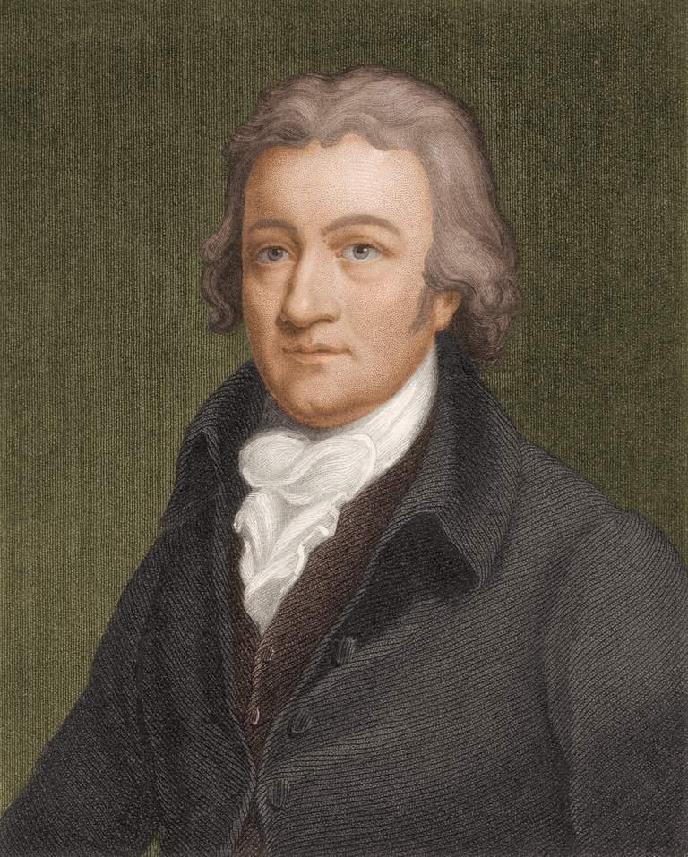 Portrait Of Edmund Cartwright