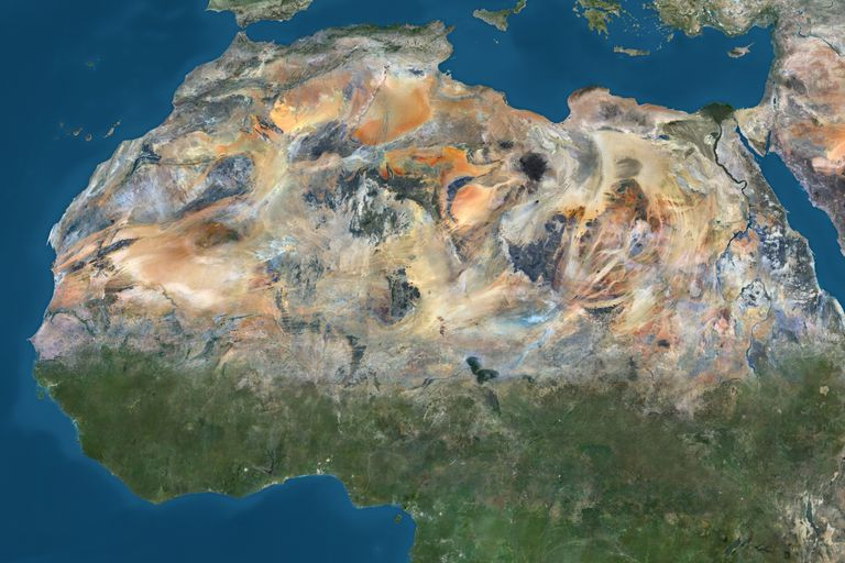 Deserts - North Africa