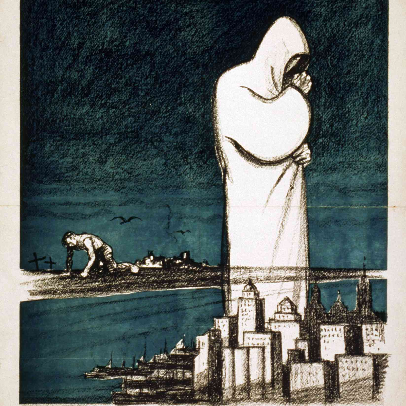 The Isolationist Poster, 1924