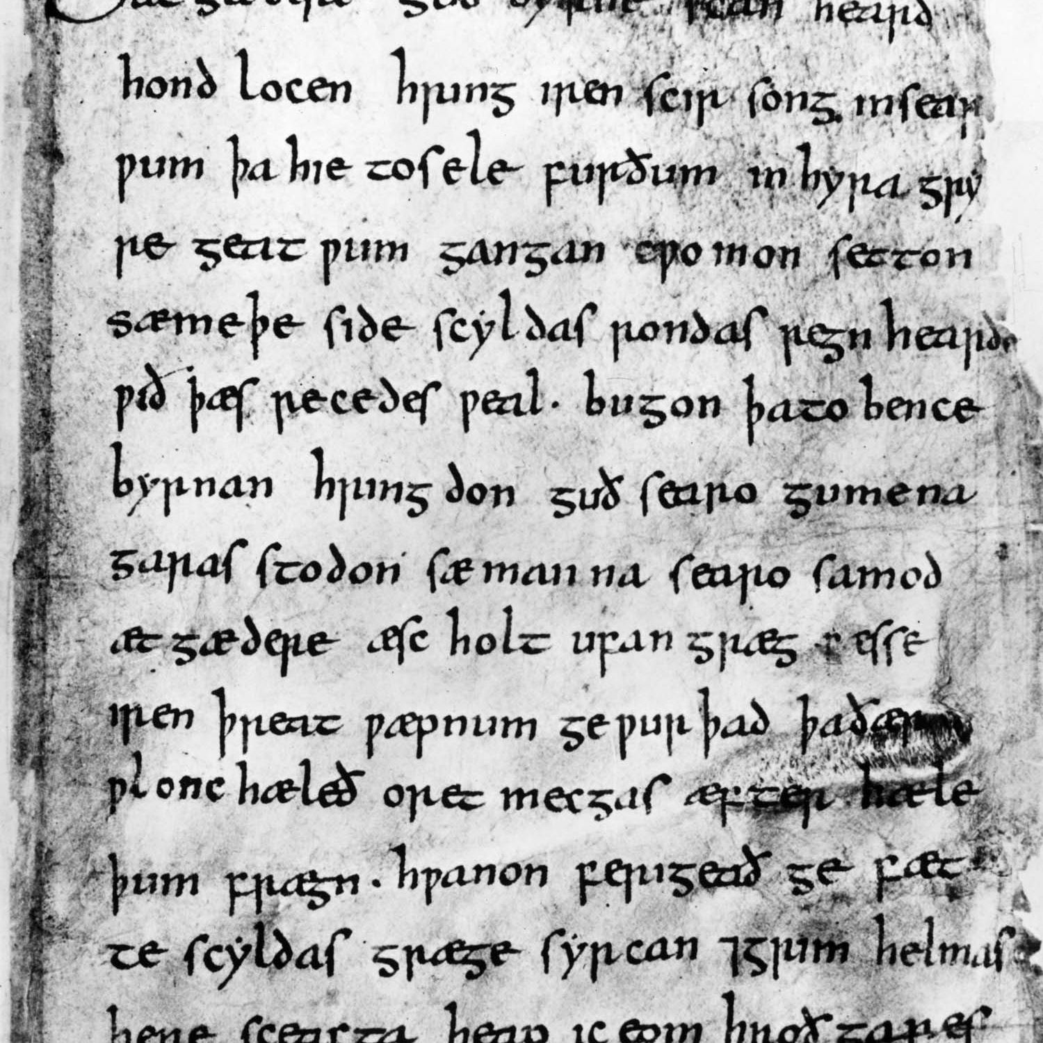 Overview of the Poem Beowulf