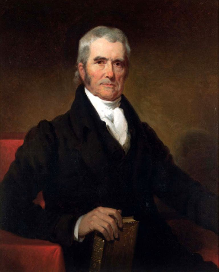 John Marshall, First Chief Justice