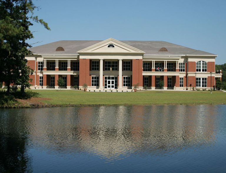 Francis Marion University Nursing Building