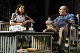 UK - 'All My Sons' performance in London