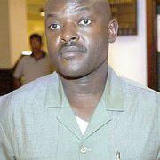 Πρόεδρος Pierre Nkurunziza του Μπουρούντι, & αντίγραφο;  ΕΙΡΙΝ
