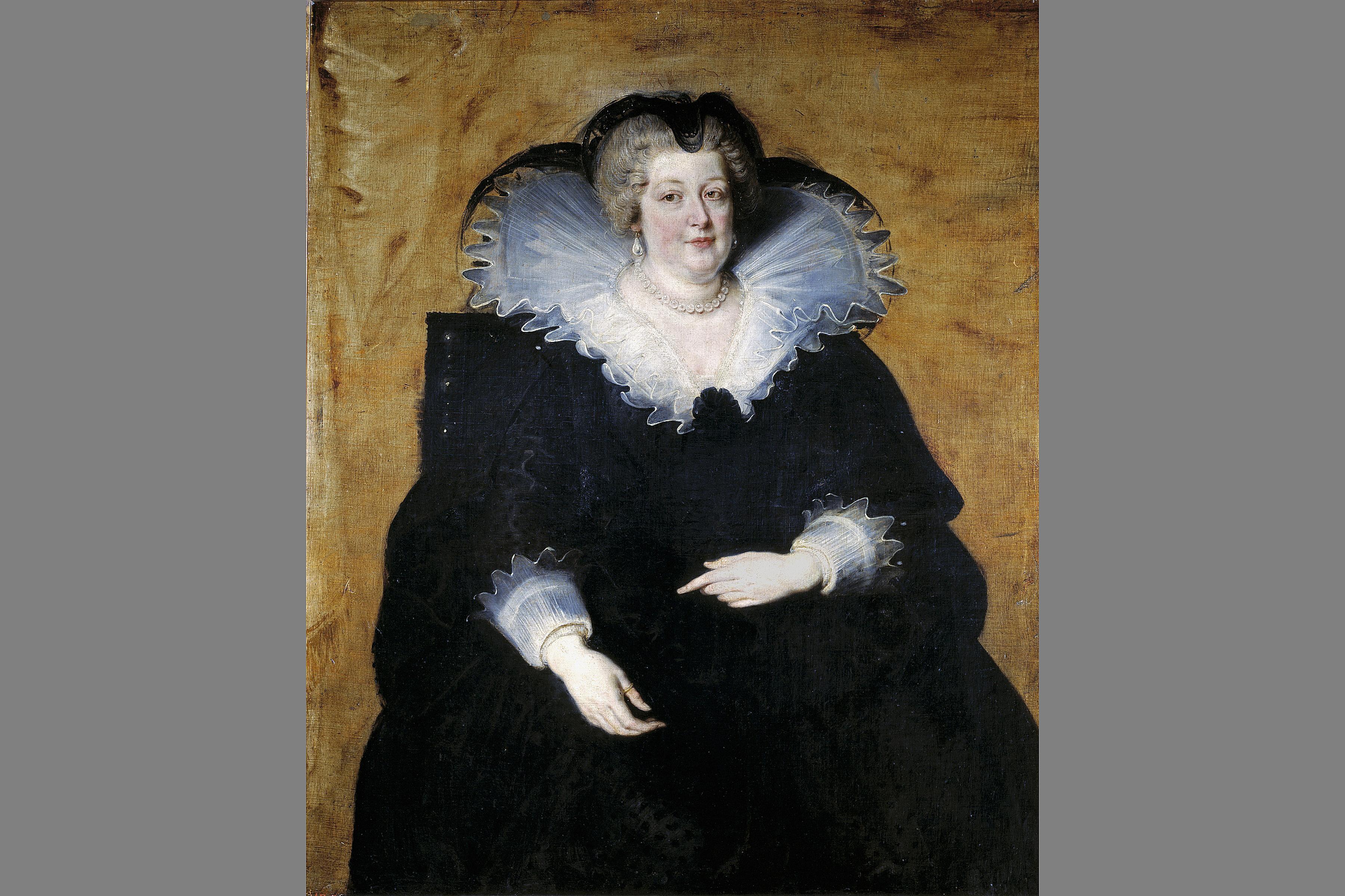 Marie de Medici, Queen of France